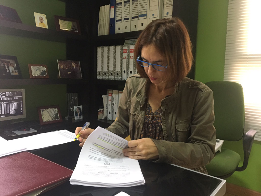 Elisa Isabel Sánchez Casero